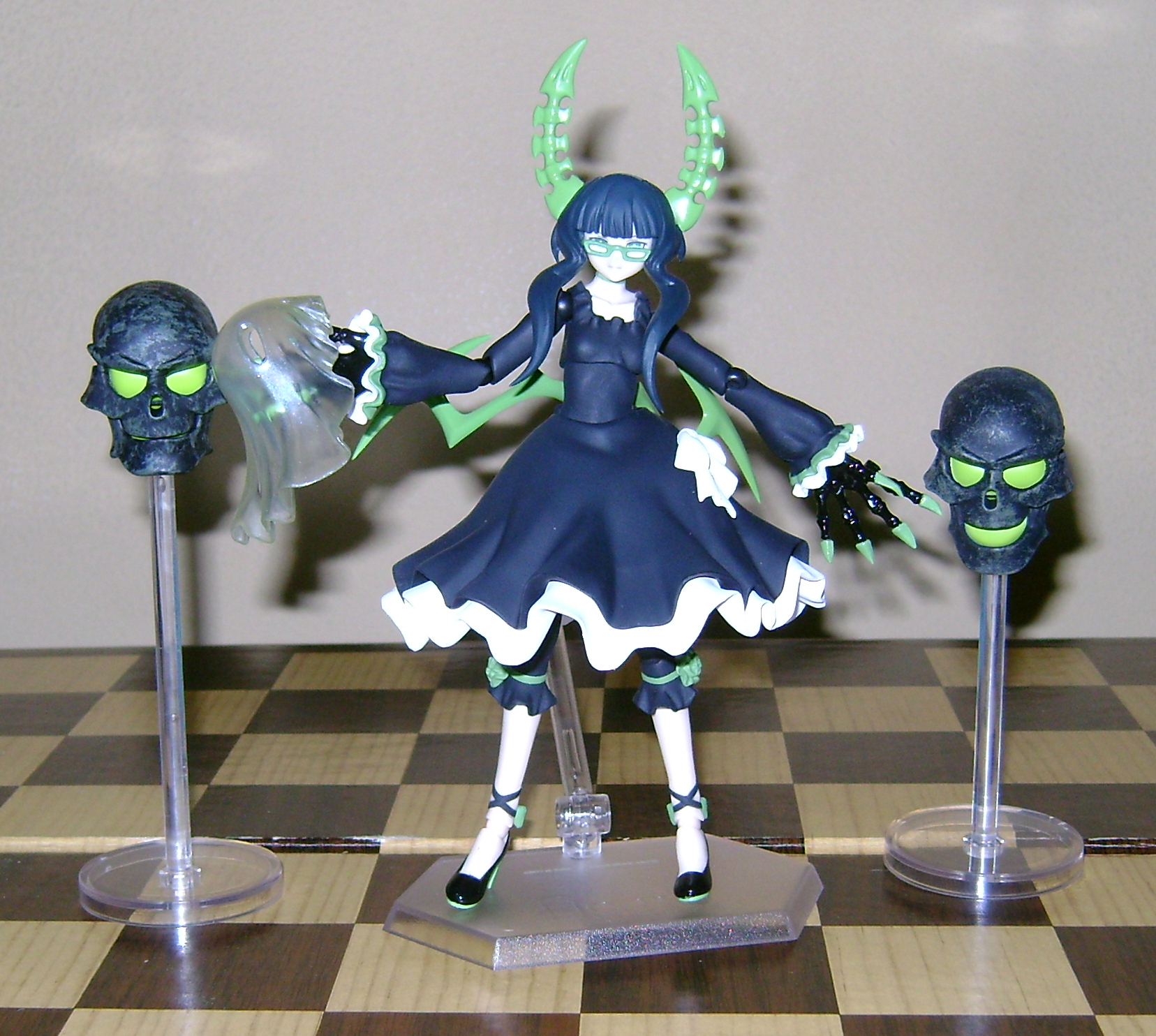 DMTV 4 Figma Fanatic: Dead Master, BRS TV Animation Version!