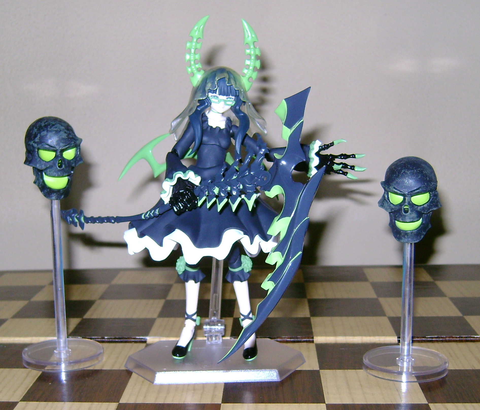 DMTV 5 Figma Fanatic: Dead Master, BRS TV Animation Version!
