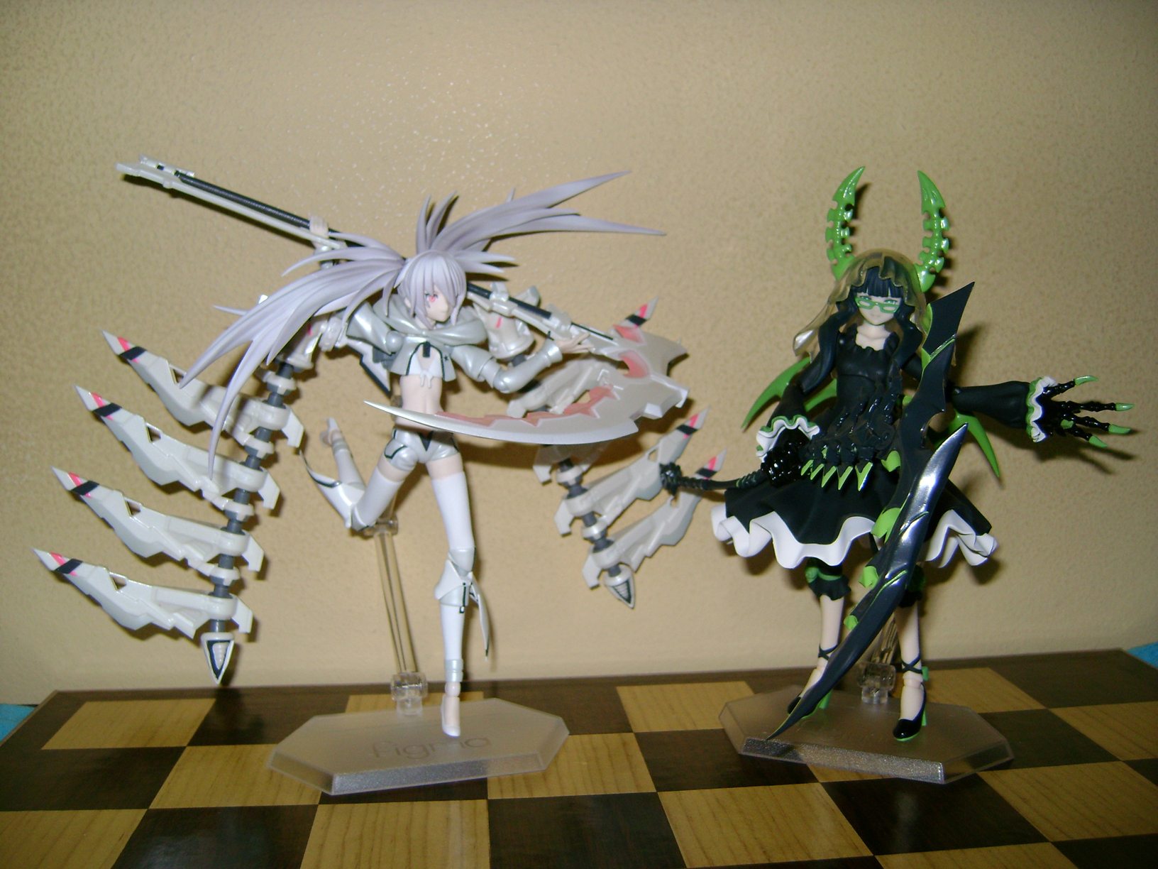 DMTV 6 Figma Fanatic: Dead Master, BRS TV Animation Version!