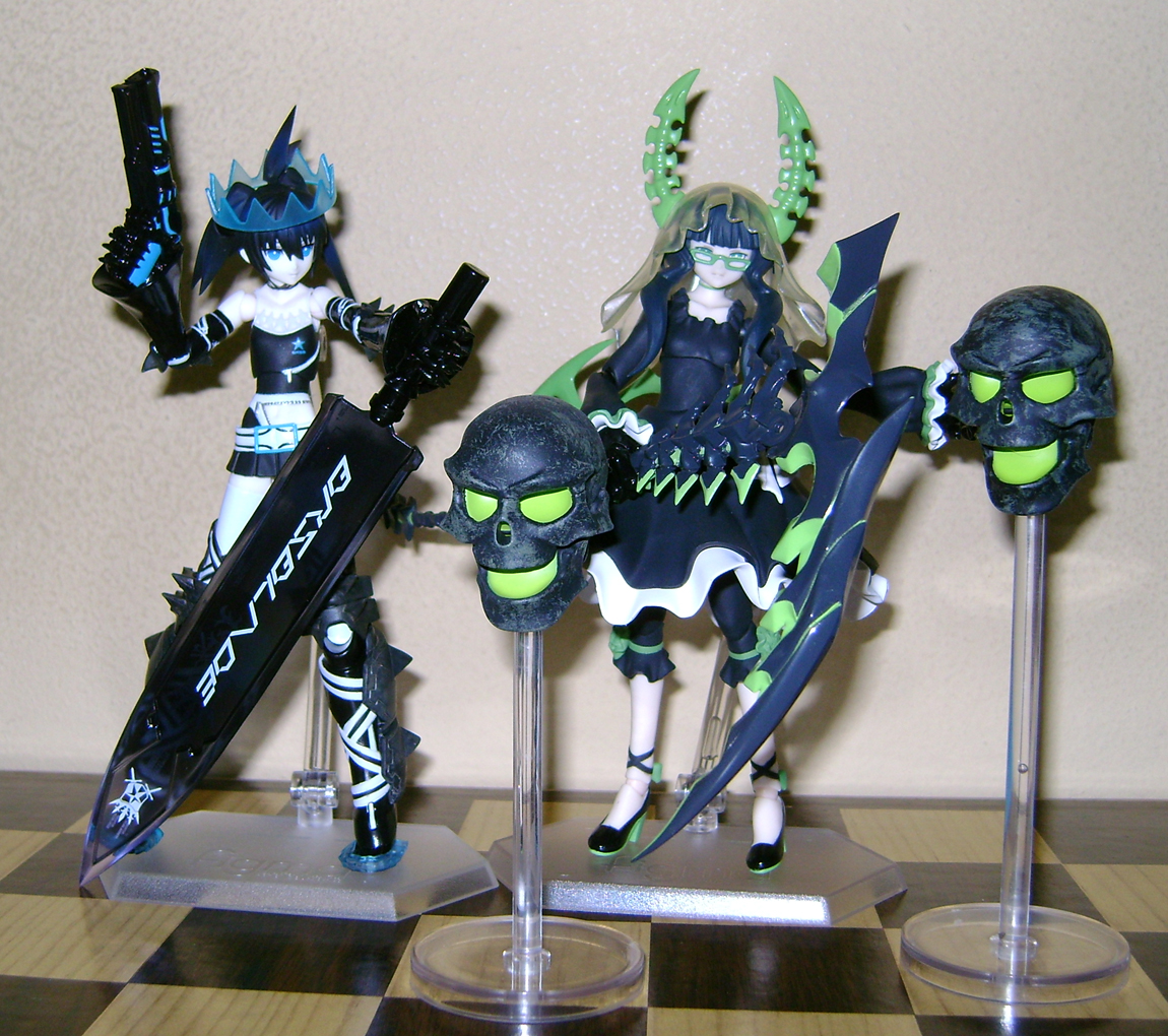 DMTV 7 Figma Fanatic: Dead Master, BRS TV Animation Version!