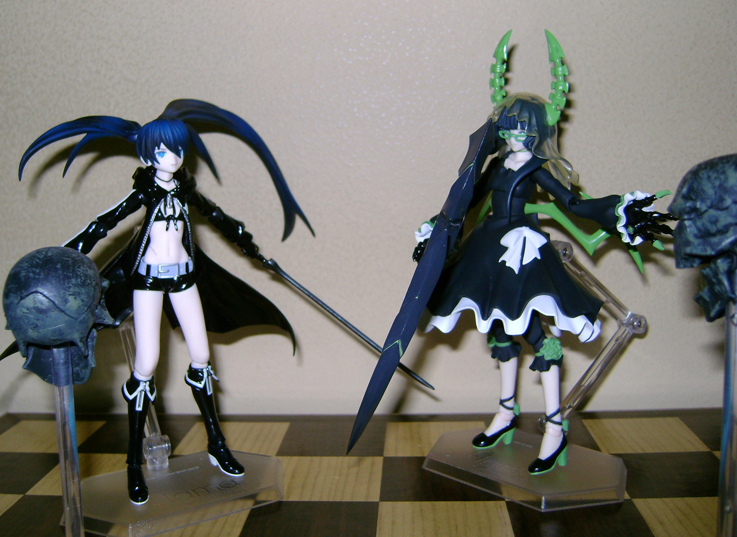 DMTV 8 Figma Fanatic: Dead Master, BRS TV Animation Version!