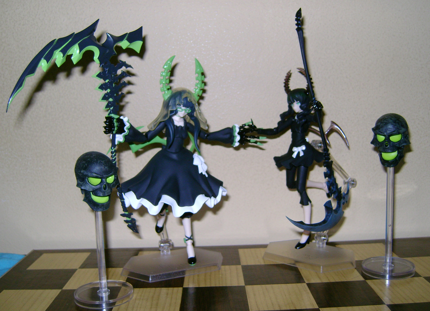 DMTV 9 Figma Fanatic: Dead Master, BRS TV Animation Version!