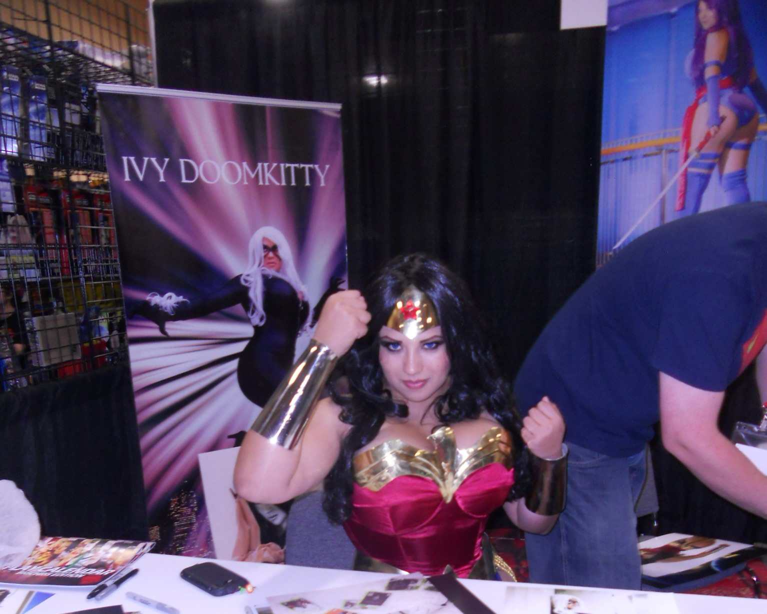 Cosplayer Ivy Doomkitty