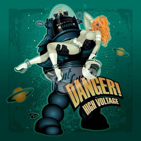 pinuplarge Artist Profile: DC Bombshells Designer   Ant Lucia