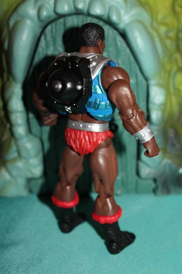 0041 Masters of the Universe Classics: July  Clamp Champ & NA He Man