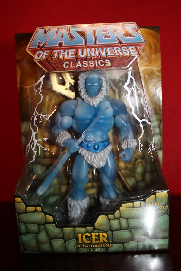 0081 Masters of the Universe Classics Filmation Sub: July  Icer!