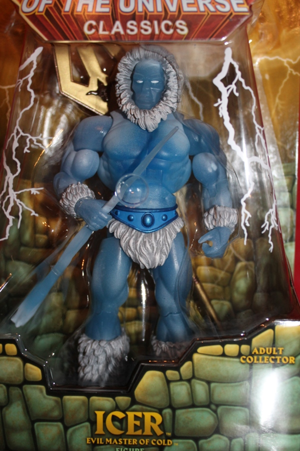 0091 Masters of the Universe Classics Filmation Sub: July  Icer!