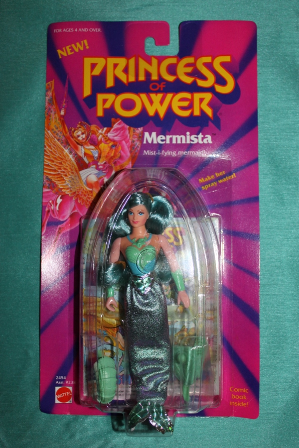 0161 Vintage Toy of the Month! Mermista!