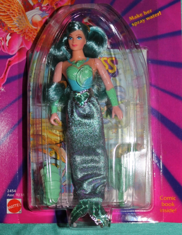 0171 Vintage Toy of the Month! Mermista!