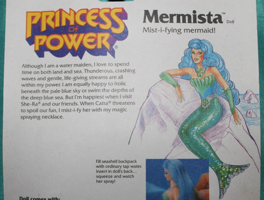 022 Vintage Toy of the Month! Mermista!