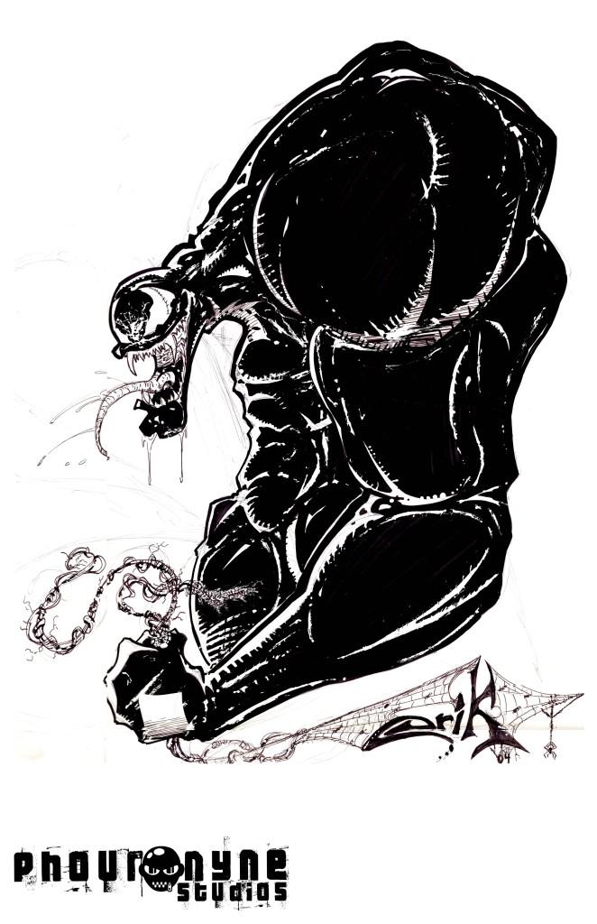 07 original 662x1024 Artist Profile:  Erik Phour Nyne Guy Arreaga