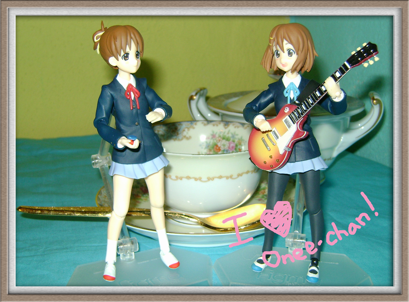 "K-ON!!!! ""Dust In The Wind"" Fan Fiction.  Part 3"