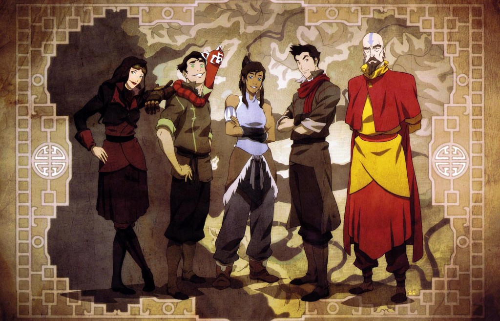 avatar new friends no logo1 1024x657 How To Fix The Legend of Korra With Book 2