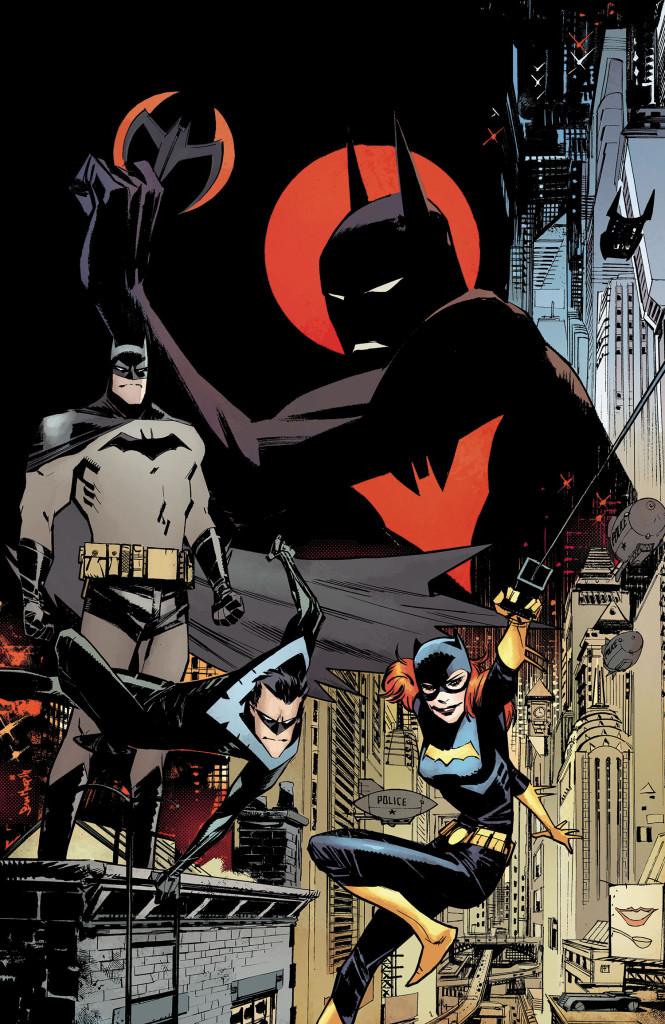 BM BY UNI 1 9w9g4r8ant  0 665x1024 Comic Book Review: Batman Beyond 2.0 #1