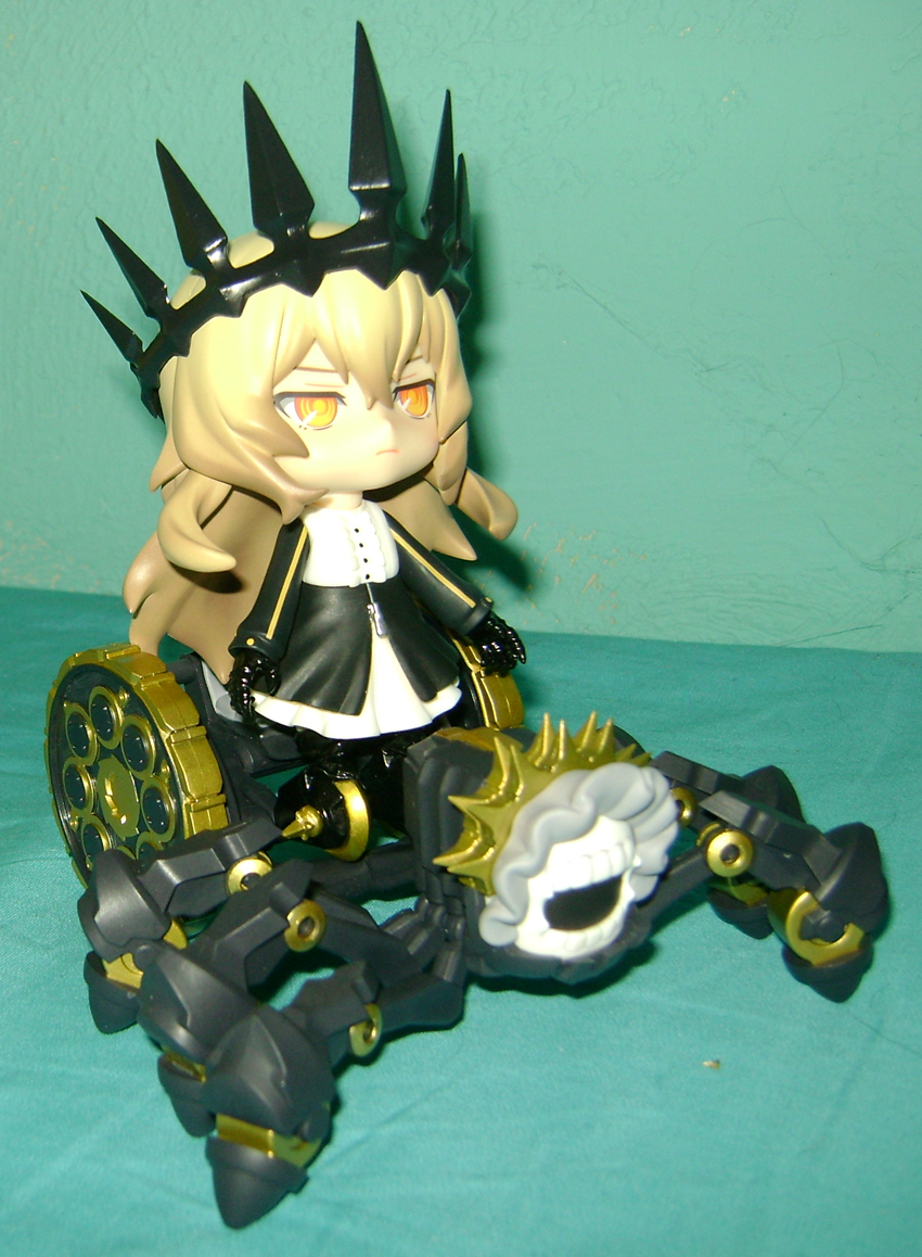 Chariot 9 Chariot With Mary Nendoroid!