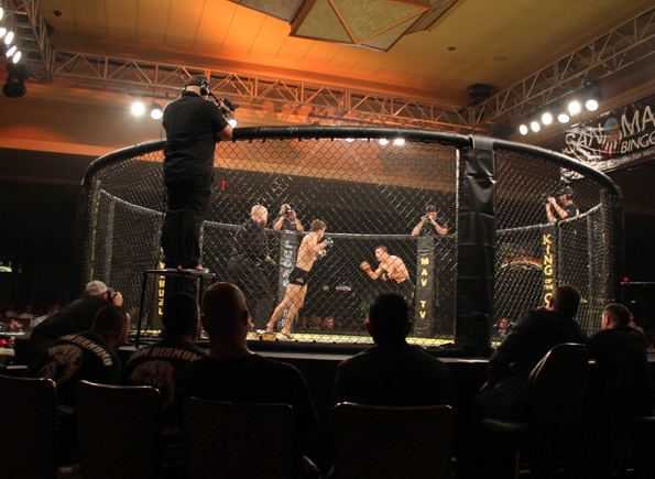 IMG 9184 King Of The Cage   Validation Recap