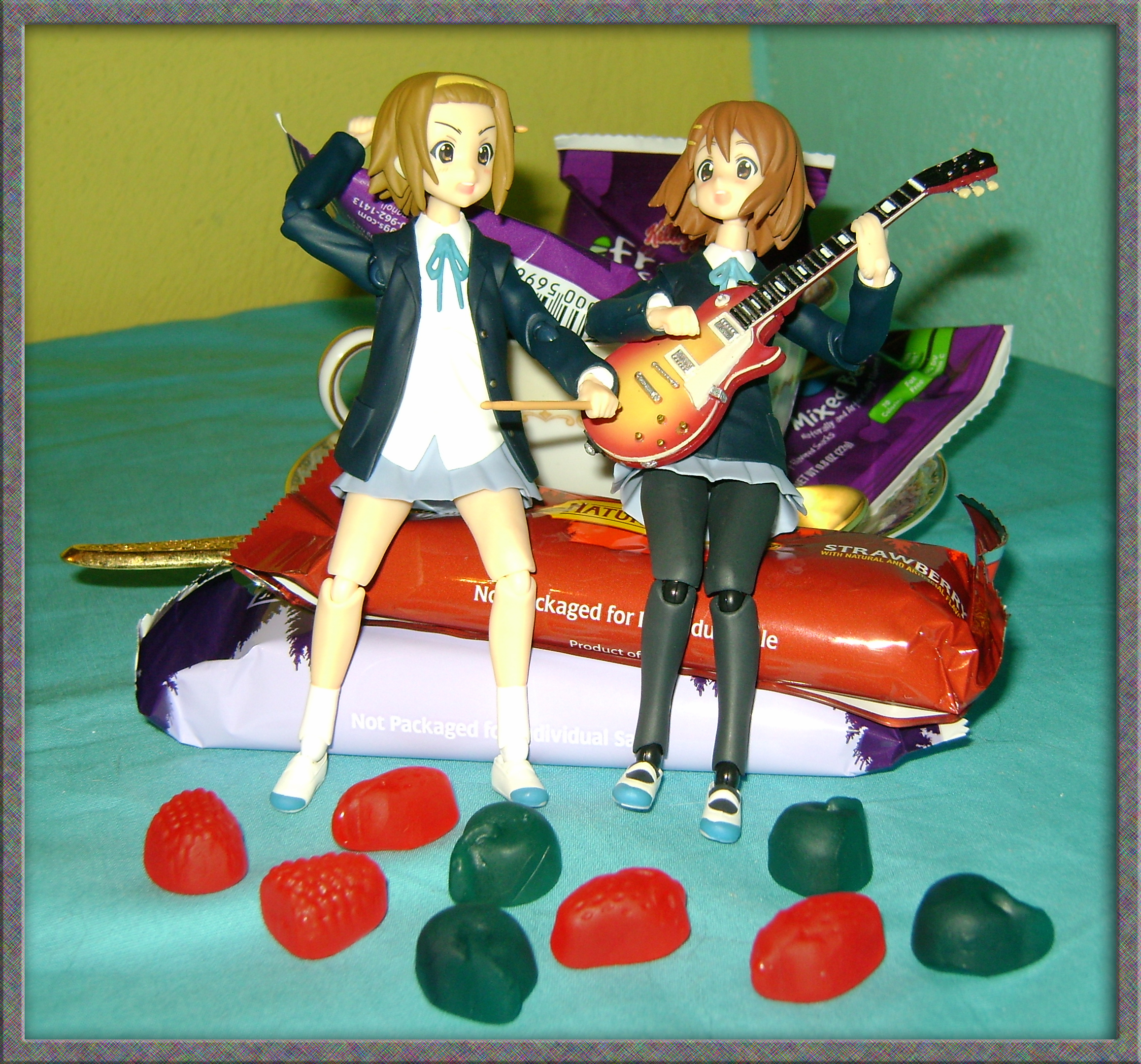"K-ON!!!!  ""Dust In The Wind"" Fan Fiction. Part 7."