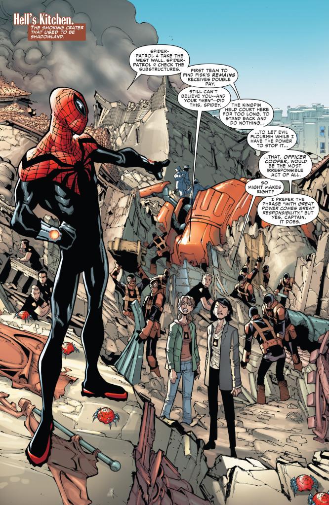 Superior Spider Man 015 0051 666x1024 Comic Book Review: Superior Spider Man Run, Goblin, Run!