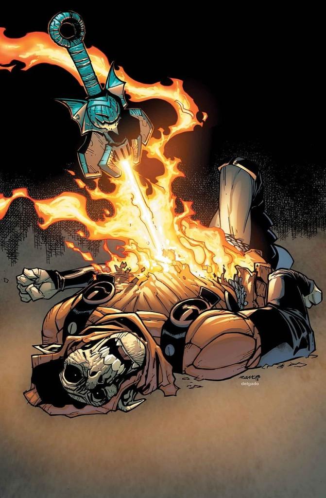 Superior Spider Man Vol 1 16 Textless1 671x1024 Comic Book Review: Superior Spider Man Run, Goblin, Run!