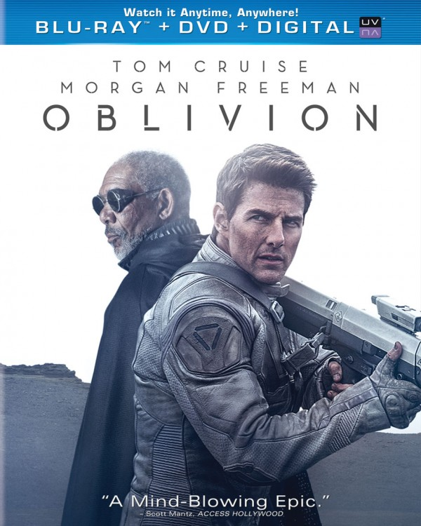 oblivion Blu Ray Review: Oblivion