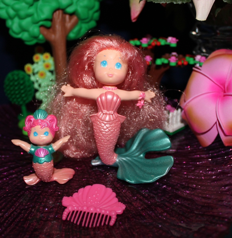 020 Vintage Toy of the Month! Kenners Shimmers!