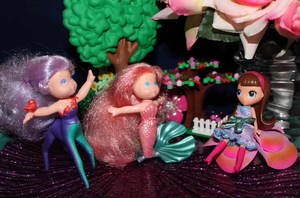 034 Vintage Toy of the Month! Kenners Shimmers!