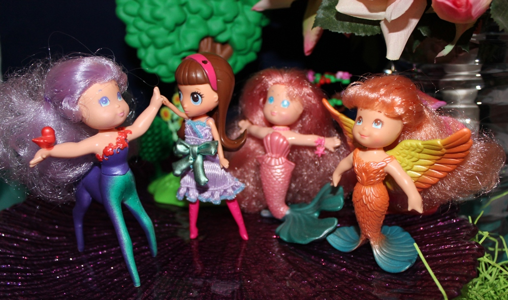 040 Vintage Toy of the Month! Kenners Shimmers!