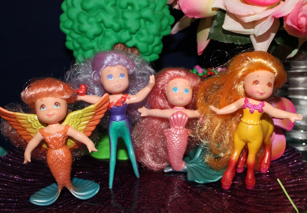 049 Vintage Toy of the Month! Kenners Shimmers!