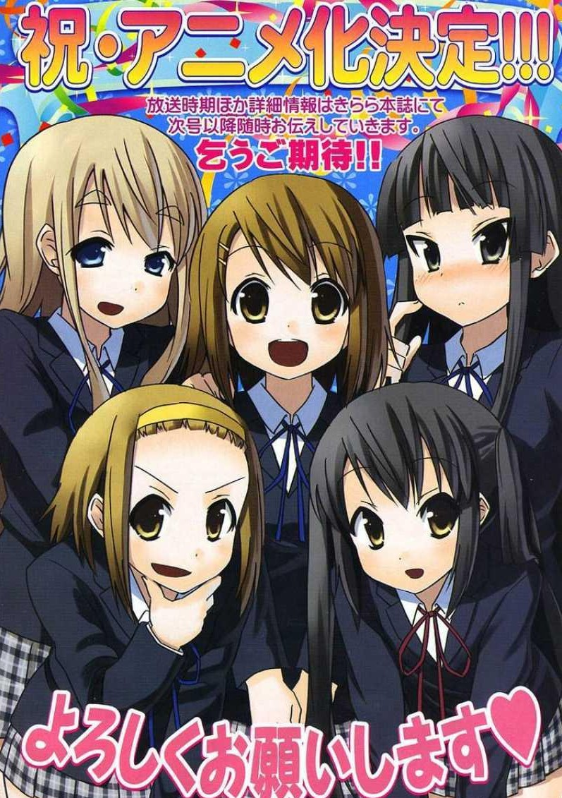 "K-ON!!!!  ""Dust In The Wind"" Fan Fiction.  Part 10."