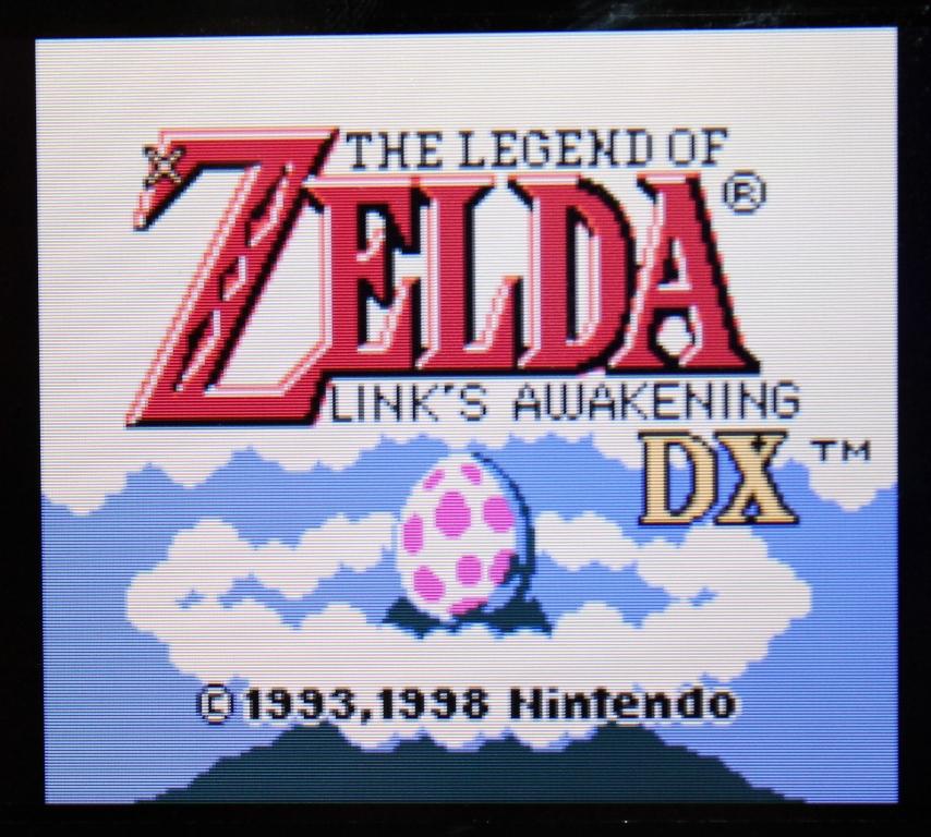 009 Gaming in Retrograde  The Legend of Zelda: Links Awakening DX!