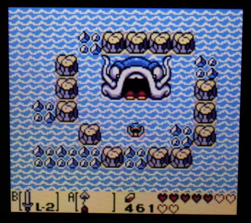 011 Gaming in Retrograde  The Legend of Zelda: Links Awakening DX!