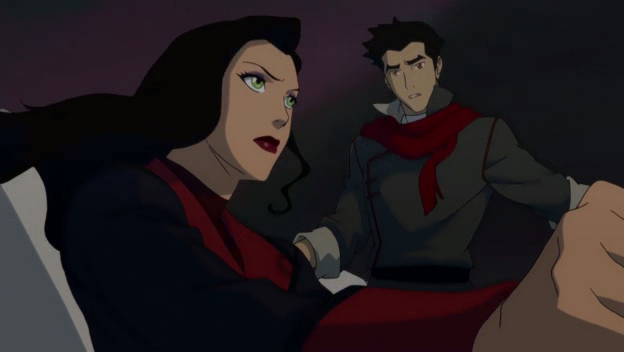 cuyp TV Review: Legend of Korra The Sting