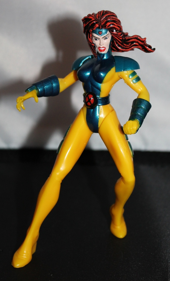 001 Vintage Toy of the Month! The X Ladies!