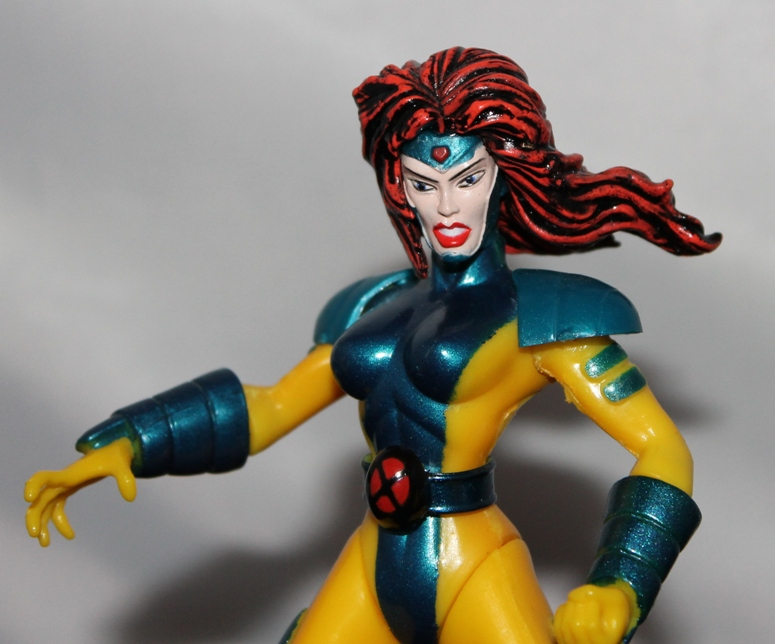 003 Vintage Toy of the Month! The X Ladies!