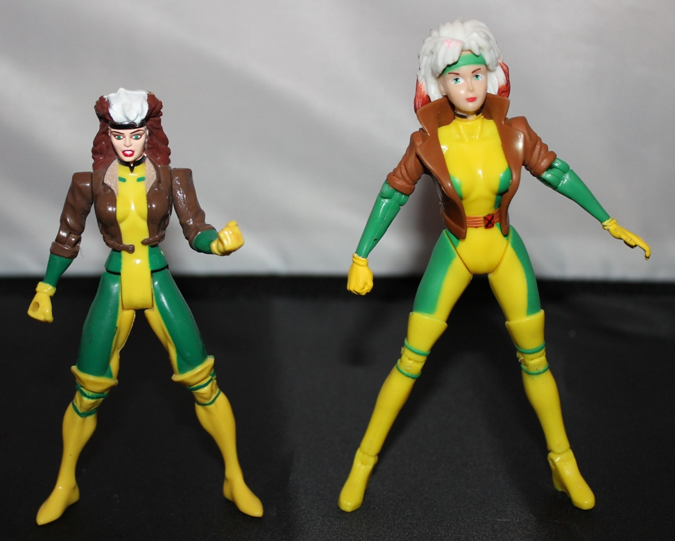 008 Vintage Toy of the Month! The X Ladies!