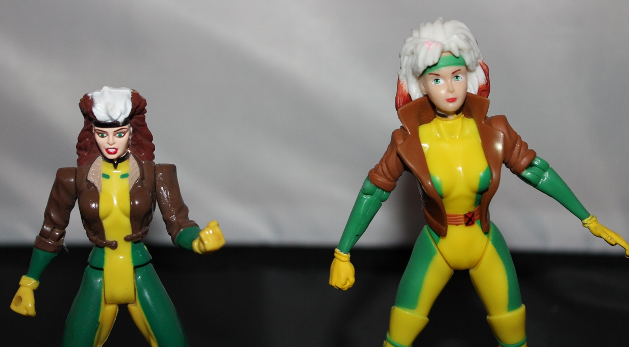 009 Vintage Toy of the Month! The X Ladies!