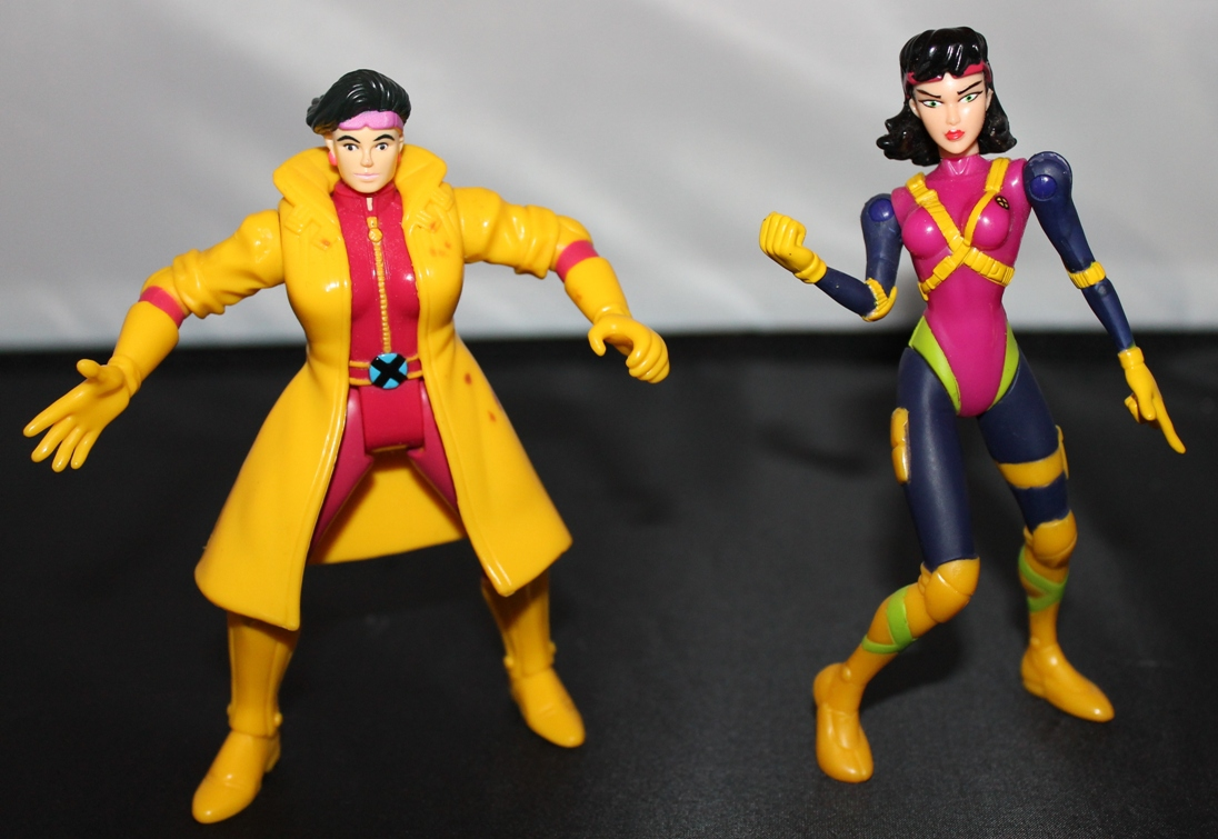 012 Vintage Toy of the Month! The X Ladies!