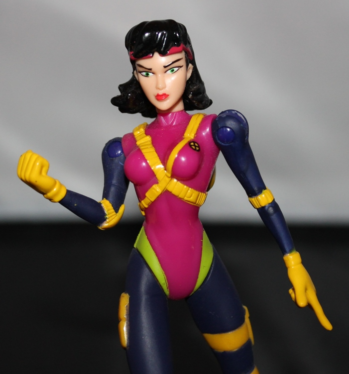 014 Vintage Toy of the Month! The X Ladies!