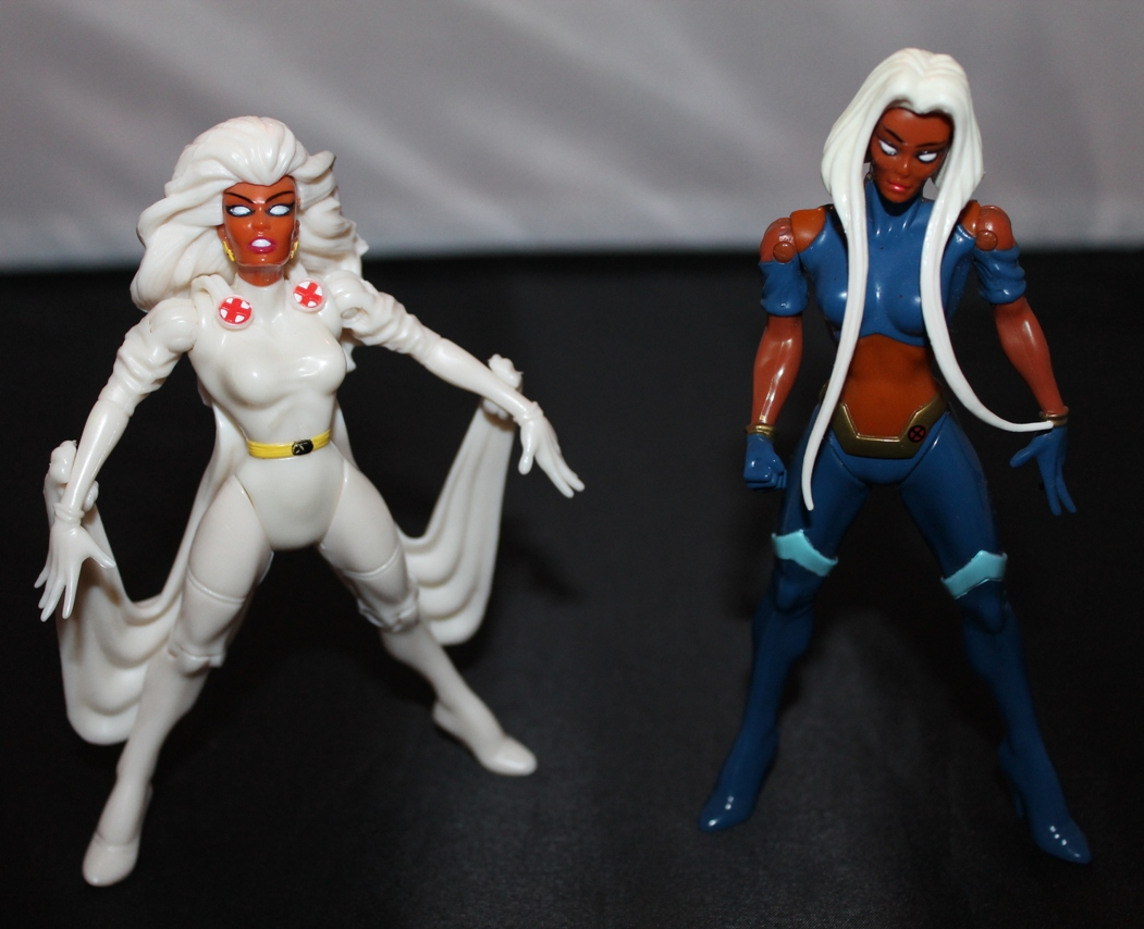015 Vintage Toy of the Month! The X Ladies!