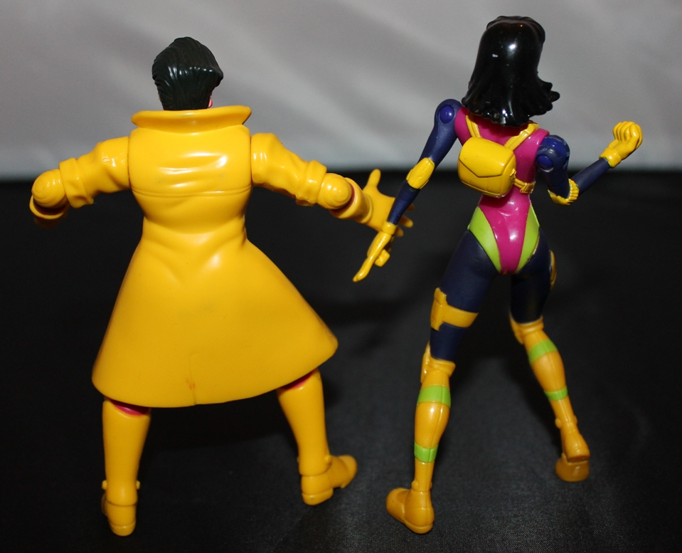 027 Vintage Toy of the Month! The X Ladies!