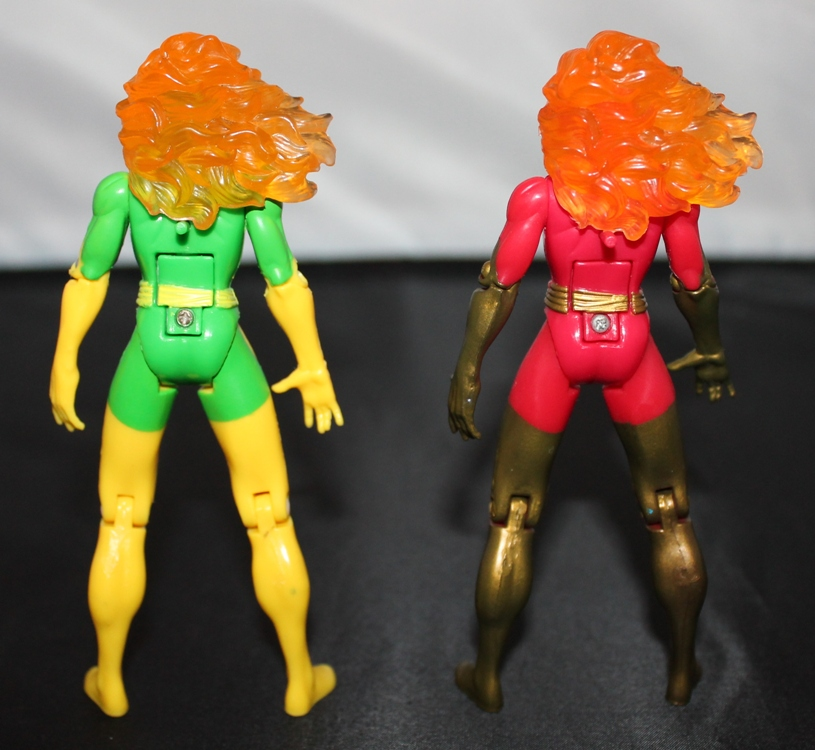 032 Vintage Toy of the Month! The X Ladies!