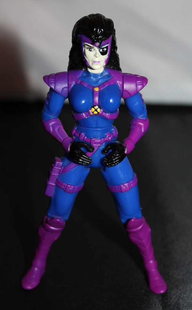 037 Vintage Toy of the Month! The X Ladies!