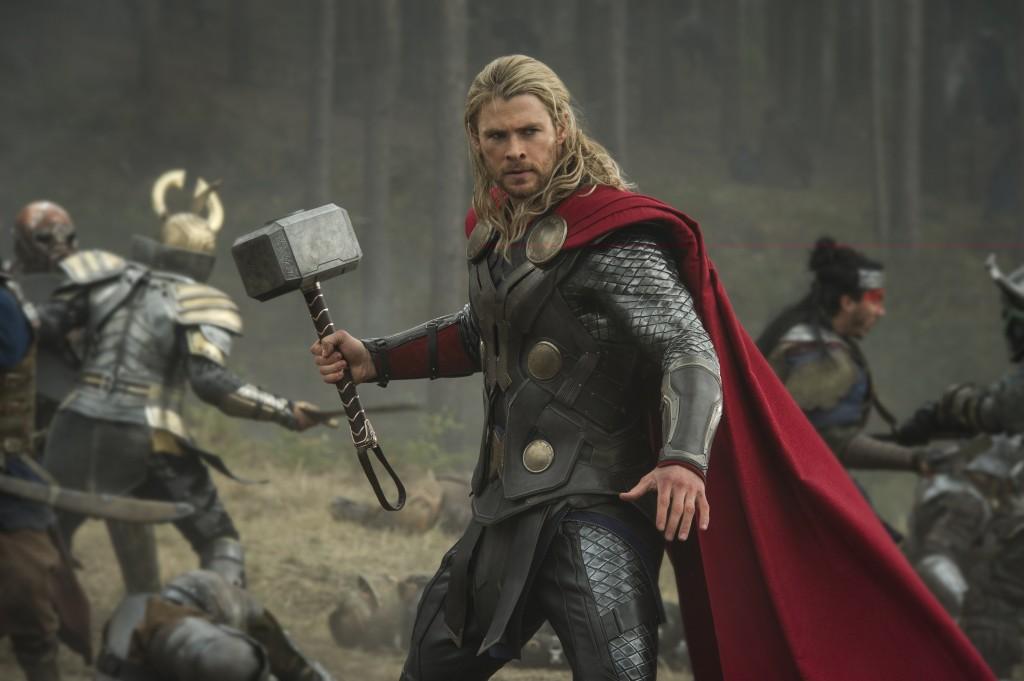 Thor TDW 1024x681 Movie Review: Thor The Dark World