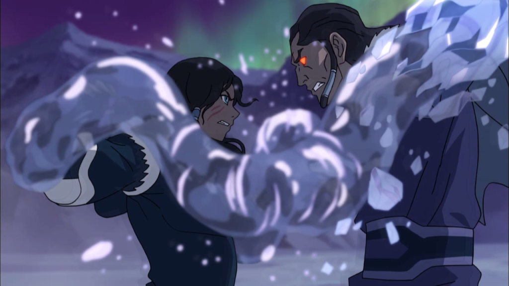xj87 1024x576 TV Review: The Legend of Korra Book 2 Finale (Spoilers)