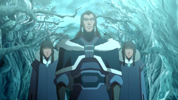 yhnu TV Review: The Legend of Korra The Guide