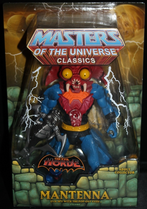 025 Masters of the Universe Classics Review: Mantenna!