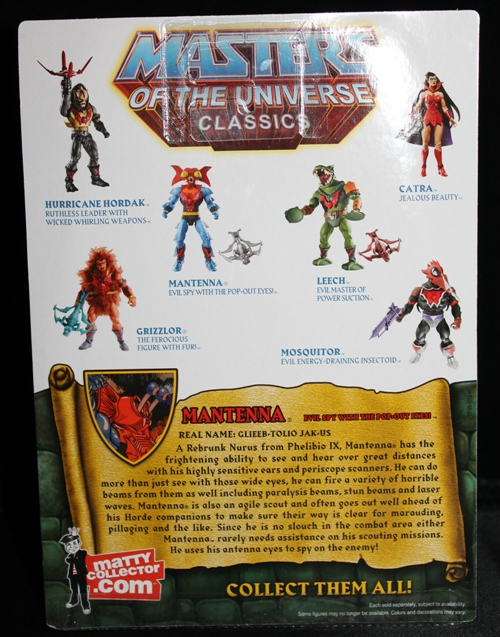 027 Masters of the Universe Classics Review: Mantenna!