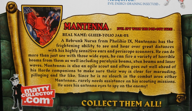 030 Masters of the Universe Classics Review: Mantenna!