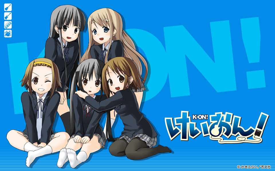"K-ON!!!!! ""Beautiful World"" Part 11."