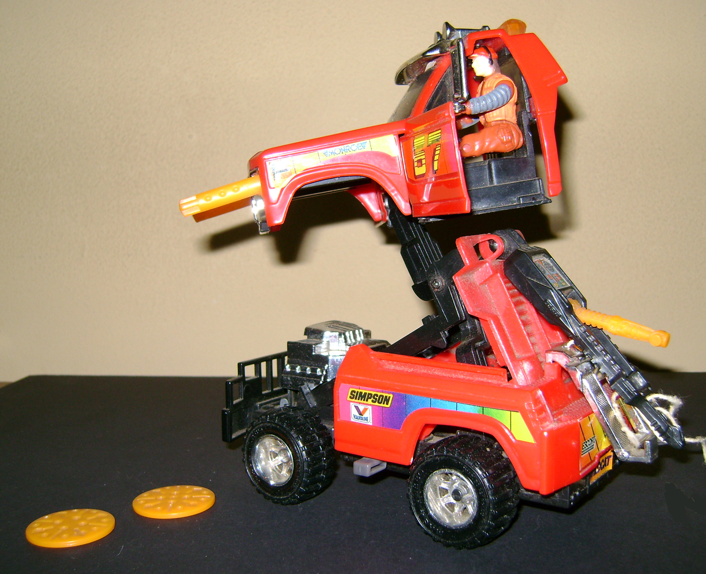 MASK 10 Vintage Toy Of The Month: M.A.S.K. (Paladins Remix)!